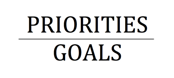 priorities-over-goals